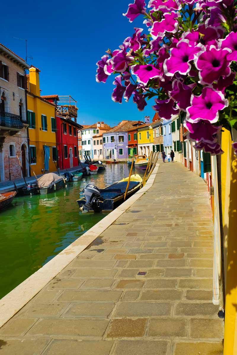 Burano Venezia NCC