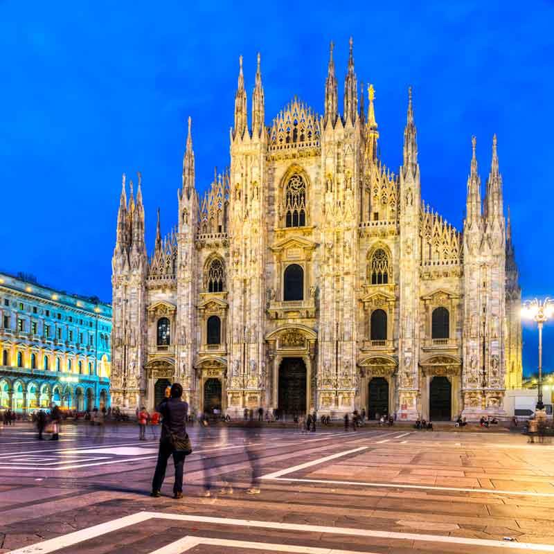 Milano Noleggio con conducente NCC